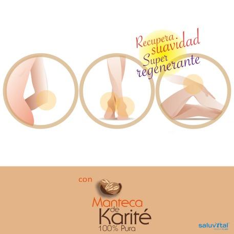 codos,rodillas y talones Kairte