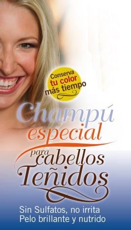CABELLOS TEÑIDOS flyer