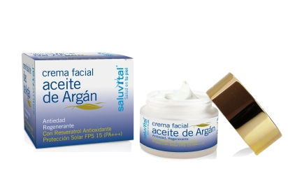 Argán Aceite Crema 50