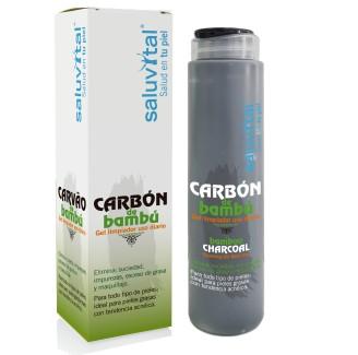 Carbón de Bambú Gel Limpiadro